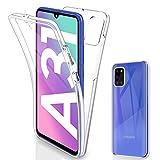 Gnews für Samsung A31 Hülle, für Samsung Galaxy A31