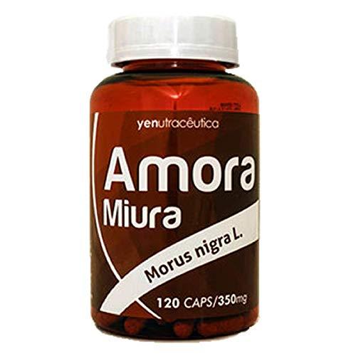 AMORA MIURA MORUS NIGRA L 120CAPS YENUTRACÊUTICA