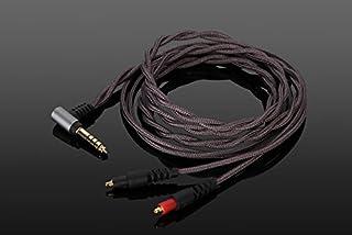 Yodonami 4.4mmバランスケーブル SRH1840 SRH1540 SRH1440ヘッドフォン NW-ZX300A ウォークマンに対応 アップグレードケーブル 交換ヘッドホンケーブル