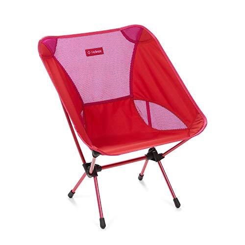 Helinox One stoel red blok/Burgundy 2020 campingstoel
