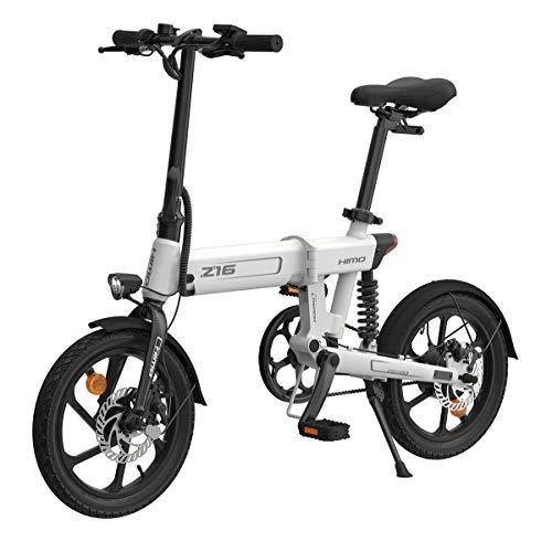 411kUwlAKwL Offerta HIMO Z16 a 620€, Mini Bici Elettrica 2021