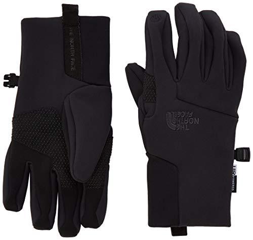 The North Face Glove Guantes Apex + Etip, Unisex niños, TNF Black, M