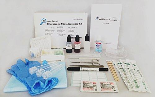 Microscope Slide Accessory Kit - Standard Set