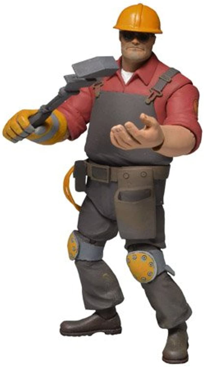 Neca Team Fortress 2 - Series 3 rot Engineer 16 cm Fig.