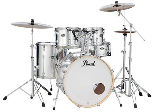 Pearl Drum Set, Mirror Chrome (EXX725S/C49)