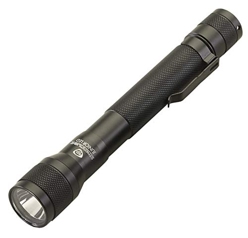 Streamlight 71500 Jr. LED AA Battery-Powered Flashlight 225 Lumens