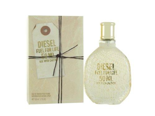 Diesel Fuel For Life Femme Agua de Perfume - 50 ml