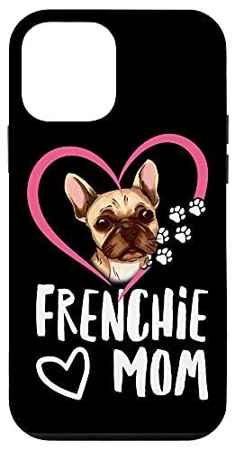 iPhone 12 mini Frenchie Mom Case