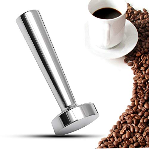 LYYCEU Nucléotide Insipide de café en Acier Inoxydable de 24 mm pour la Machine à café de la Machine à café Nespresso