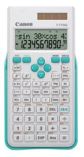 CANON F-715SG EMB HB rekenmachine wit & blauw