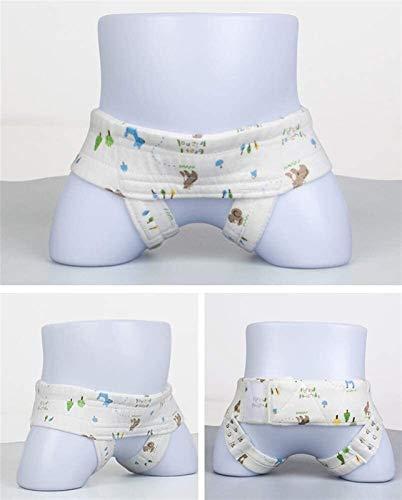 Cinturón de hernia umbilical de bebé - Cordón de armadura Ajustable Banda de ombligo de ombligo ABDOMINAL - Hernia Soporte Atruss Portátil Reutilizable Fácil Limpie Limpie Infantil y Newborn Nave Hern