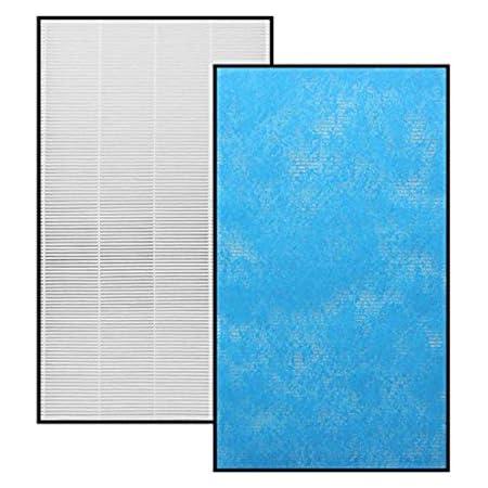 空気清浄機交換用互換フィルター HEPAフィルター 集塵フィルター (KAFP029A4)