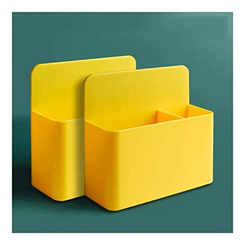 Portapenne Deposito Portamitrice Magnetica Portamitrice Organizzatore, Rack di stoccaggio Perfetto per il frigorifero dell'armadio Frigo da ufficio Frigo da ufficio 4.5x1.5x4.8 Nei supporti da penna S