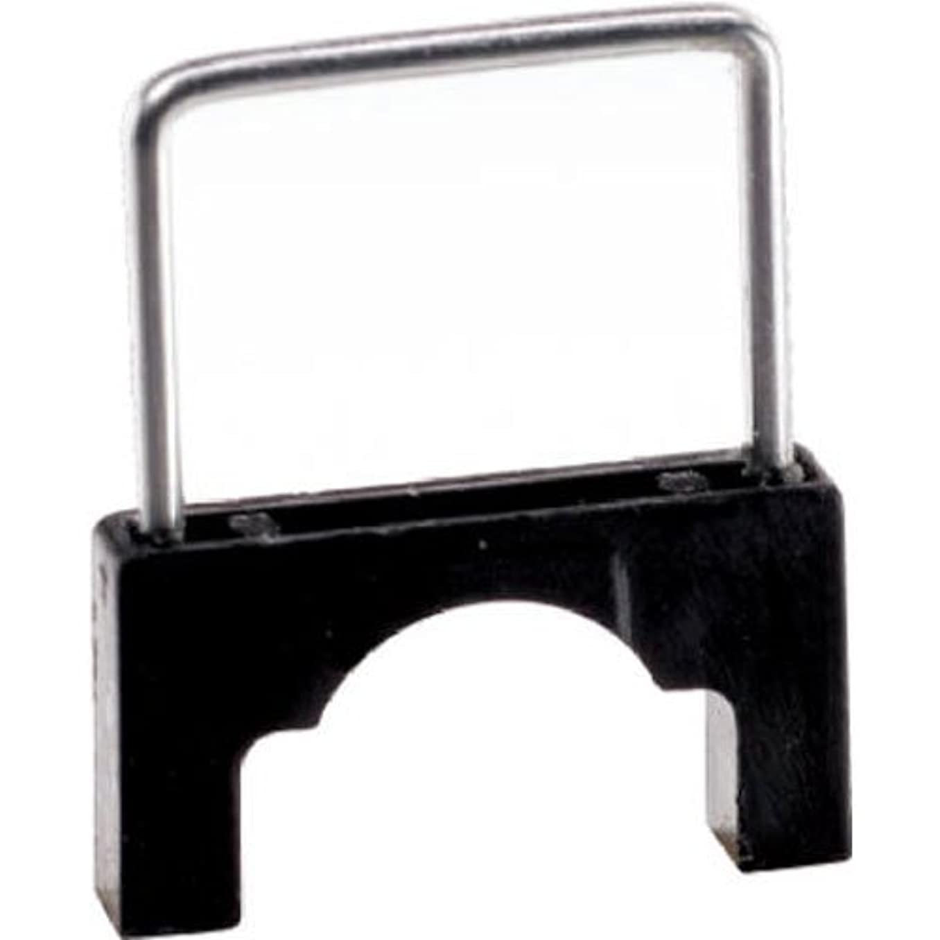 Gardner Bender MPS-2125 CableBoss Staple, ? Inch., Secures Coax: RG-6, (NM) Non-Metalic Cable: 10/2, 12/3, CAT 5e and 16/4 Speaker Wire, 200 Pk., Black