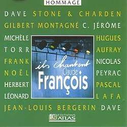 Ils chantent Claude François 12-trackCD