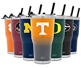 Simple Modern 30oz Cruiser Tumbler with Clear Flip Lid - Coffee Travel Tumbler Stainless Steel - Gifts for Men Women Dads: Tennessee Volunteers