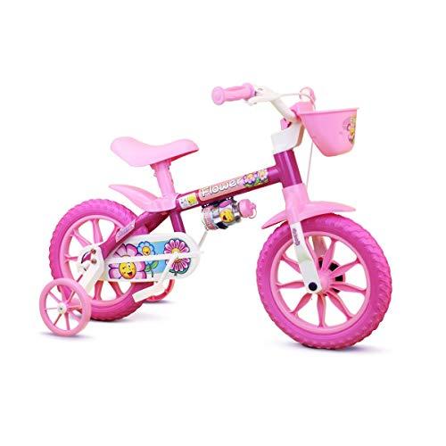 Bicicleta Flower Aro 12 Nathor