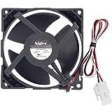 DA81-06013A Refrigerator Evaporator Fan Motor (OEM) for Samsung Refrigerator,DA31-00287A,AP5914786,PS9603956,EAP9603956,3967908 - one Year Warranty