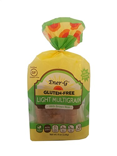 Ener-G Light Brown Rice Loaf ( 6x8 OZ)