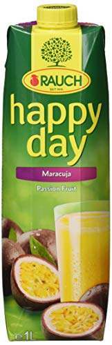 Rauch Happy Day Maracuja, 6er Pack (6 x 1 l )
