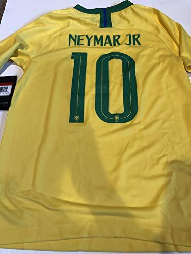 Nike Neymar Brazil Jersey. Youth Large.