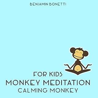 Calming Monkey Meditation - Meditation for Kids cover art