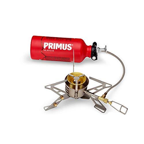 Primus Unisex– Erwachsene OmniFuel II Kocher, grau, 14,2 x 8,8 x 6,6 cm
