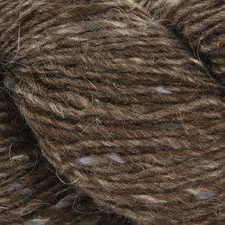 Tahki Donegal Tweed Fine (Fingering Weight Yarn, 70% Irish Wool/30% Mohair) - #2703 Dark Taupe
