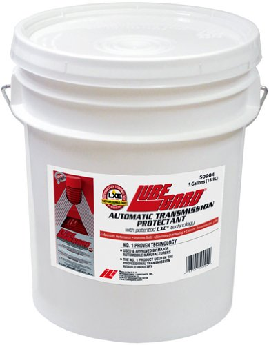 Lubegard 50904 Automatic Transmission Fluid Protectant, 5 Gallon