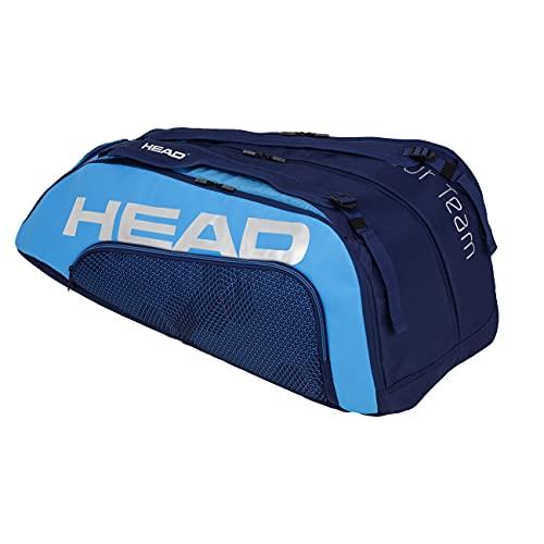 HEAD Unisex-Erwachsene Tour Team 12R Monstercombi Tennistasche, Navy/blau