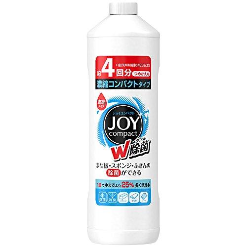 【大容量】 除菌ジョイ コンパクト 食器用洗剤 特大 615ml