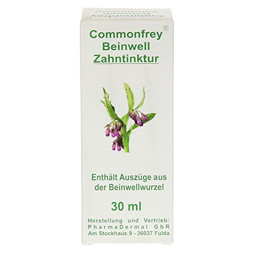 COMMONFREY Beinwell Zahntinktur 30 ml