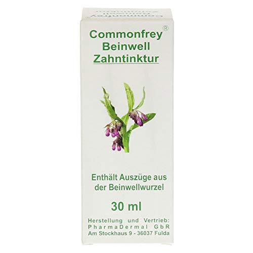 COMMONFREY Beinwell Zahntinktur 30 ml Tinktur