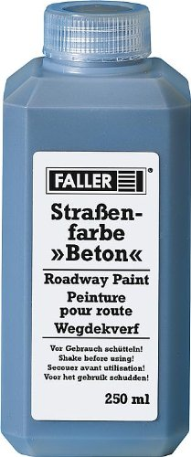 "Faller FA 507 - Straßenfarbe ""Beton, 250 ml"