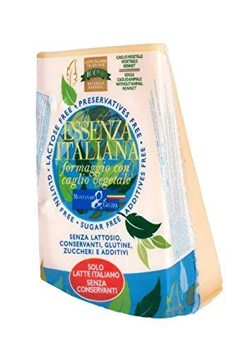 ESSENZA ITALIANA - Formaggio Duro CON CAGLIO VEGETALE (Vegetariano) 16 Mesi (1000gr)