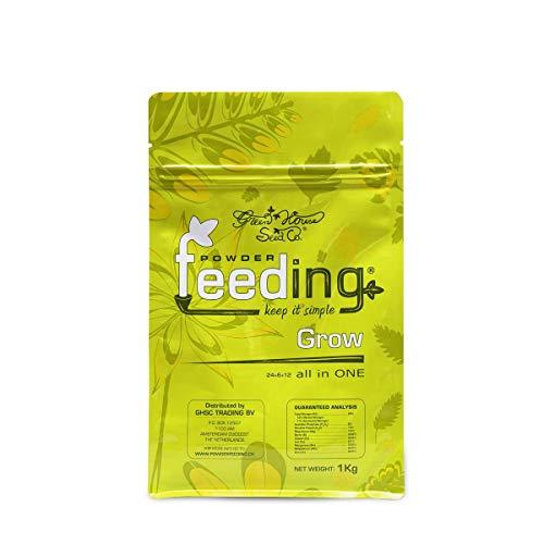 Powder Feeding GROW 125gr - Green House