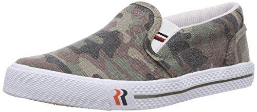 ROMIKA Laser Camou, Chaussures Bateau pour Homme - Vert - Grün (Oliv 616), 41 EU