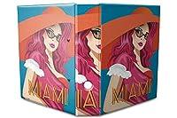 バインダー 2 Ring Binder Lever Arch Folder A4 printed Miami