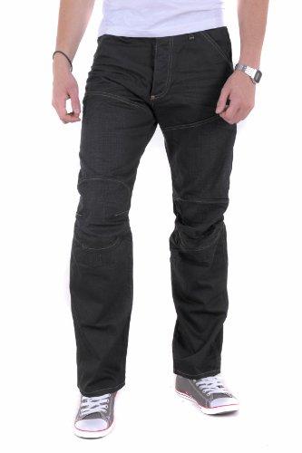 G-STAR RAW Herren 5620 Elwood 3D Loose Jeans, Blau (raw worn in 2511-002), 28W / 32L