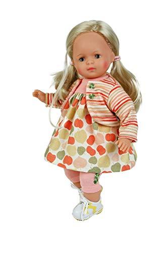 Schildkröt 4337857 Strampelchen Gr. 37 cm, Rose,grün,orange