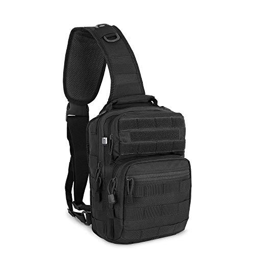 bw-online-shop US Cooper Rucksack Sling Large - schwarz