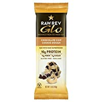 Raw Rev Glo Chocolate Chip Cookie Dough, 1.6 Ounce