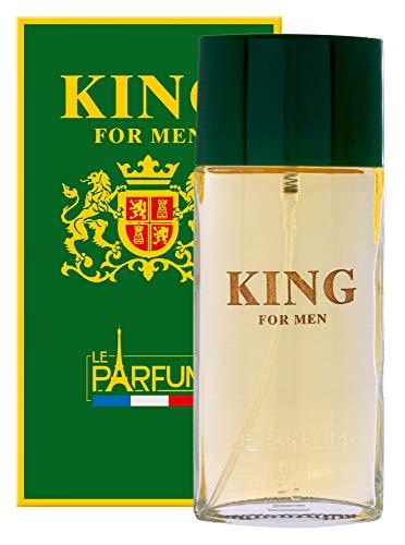 LE PARFUM DE FRANCE King Eau de Toilette Homme 75 ml