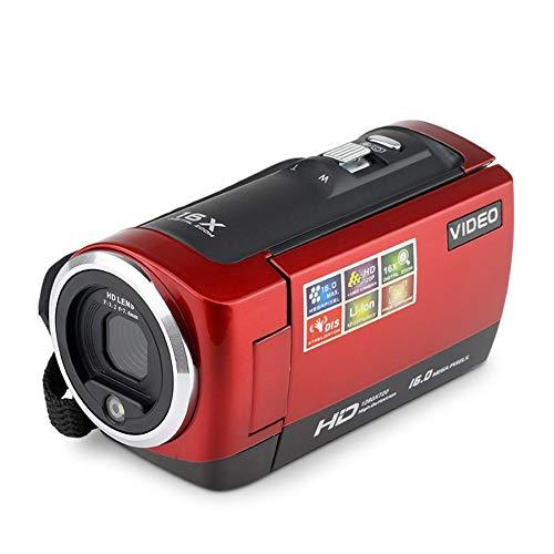 LYHLYH Action Camera 4K,16 megapixel Digital high-Definition Camcorder Home Portable Amera Selfie Video Recorder Waterproof Camcorder Ski Cam Rotatable 270°,a