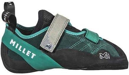 MILLET Women's Climbing Shoes, Green Jasper Green 000