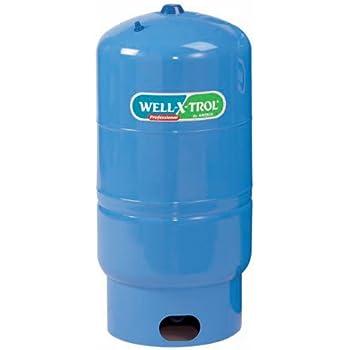 Amtrol FBA_WX-251 WX-251 Well Pressure Tank, Blue