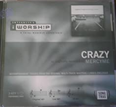 Studio Series Crazy (The Original Track Recorded by Mercyme From the Recording Spoken For) (Digitally Mastered Accompaniment Tracks From the Original Multi-track Master Recording)