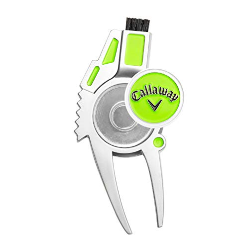 Callaway 4-in-1 Golf Divot Repair Tool