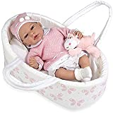 Ann Lauren Dolls 11 inch Twin Baby Doll in...
