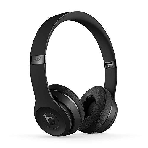BeatsSolo3Wirelessワイヤレスヘッドホン-TheBeatsIconCollection-マットブラック